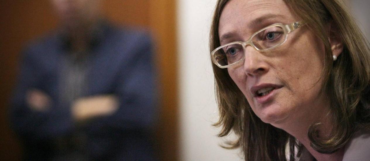 Maria do Rosário, ministra da Secretaria de Direitos Humanos da Presidência da República Foto: André Coelho / O Globo