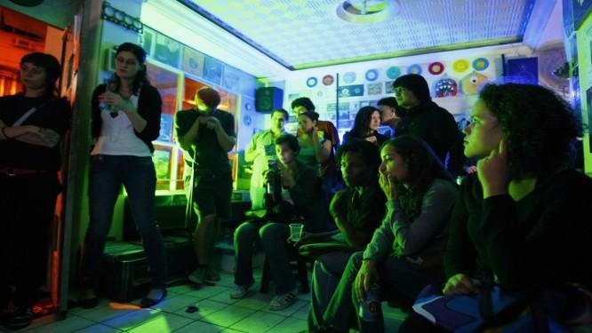 Outros sons: o Plano B foi, durante anos, um point da música experimental no Rio Foto: Marco Antônio Teixeira/14-05-2010