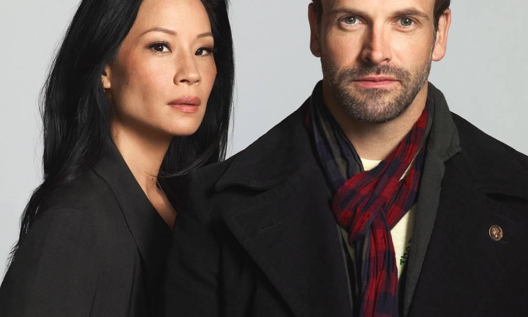 Lucy Liu e Lee Miller Foto: Divulgação
