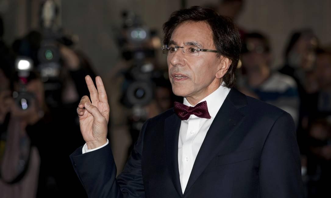 Elio di Rupo toma posse como primeiro-ministro em Bruxelas Foto: REUTERS-6-12-2011