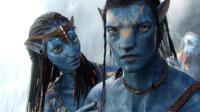 Cena do filme 'Avatar' Foto: Divulgação