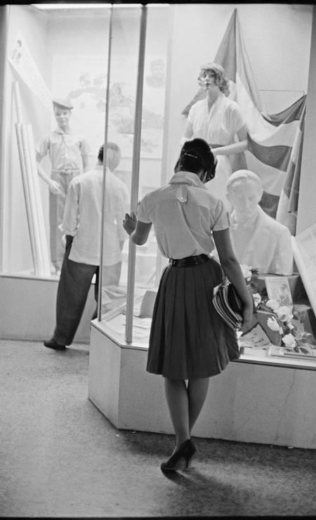 CUBA. 1963. Foto: Henri Cartier-Bresson / ©Henri Cartier-Bresson / Magnum