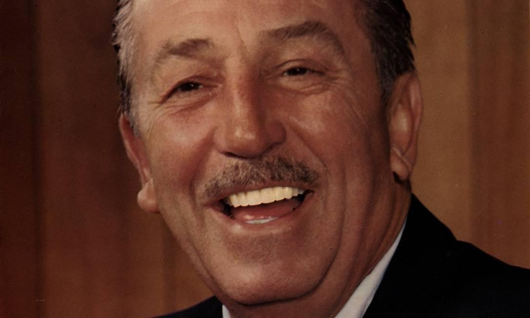 Walt Disney: críticas até da sobrinha-neta Foto: Arquivo