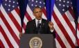 Presidente Barack Obama anuncia reformas nos programas de espionagem da Agência de Segurança Nacional (NSA)