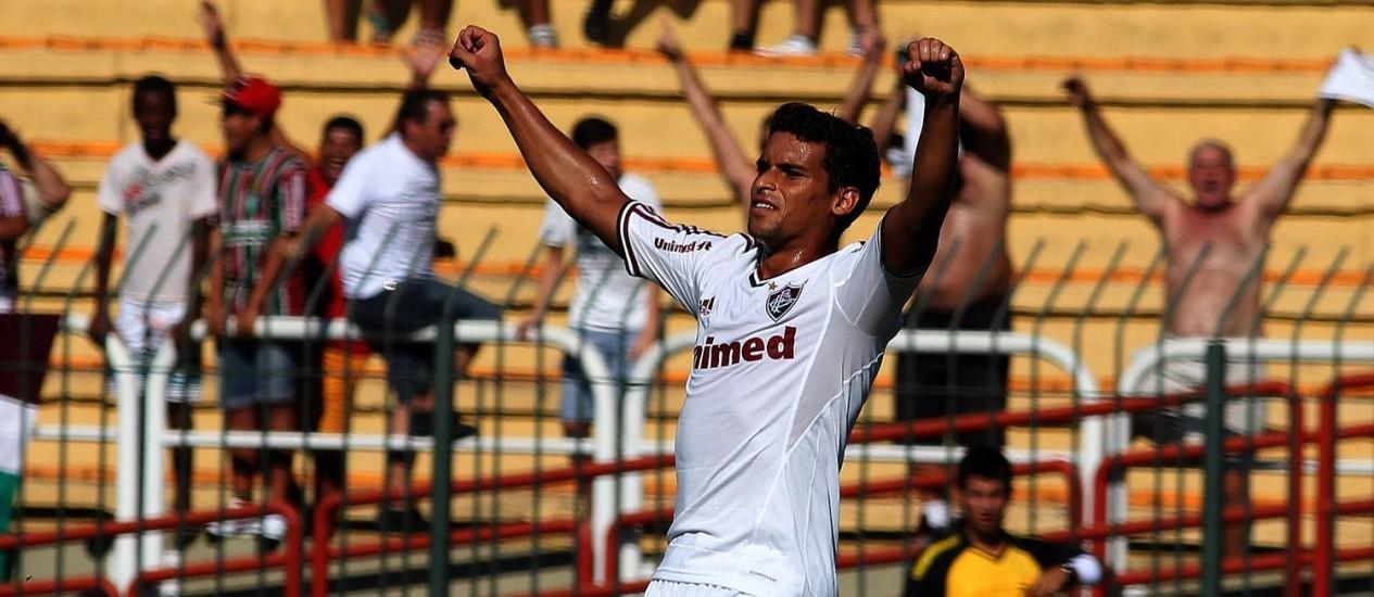 Jean ainda espera disputar a Copa do Mundo Foto: Divulgação / Fluminense