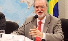 Eduardo Azeredo, acusado no mensalão mineiro Foto: O Globo / Ailton de Freitas