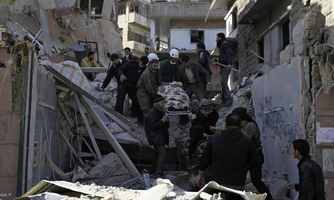 syria war template - ataque a reo deixa mortos e feridos em aleppo jornal o globo