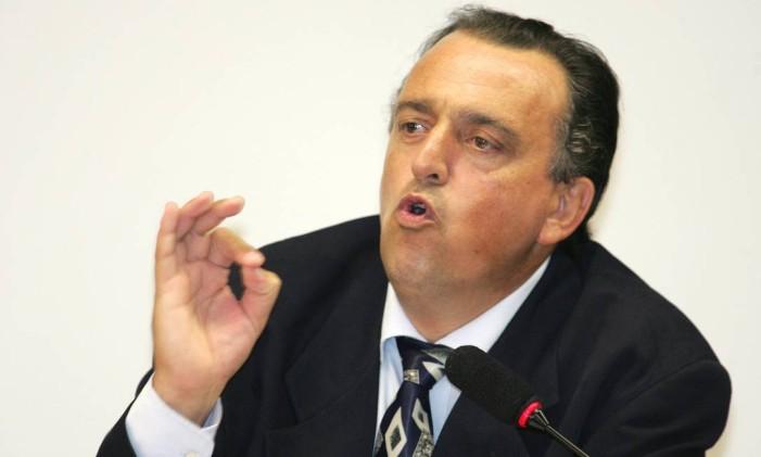 O ex-deputado Pedro Henry Foto: Roberto Stuckert Filho/9-2-2006