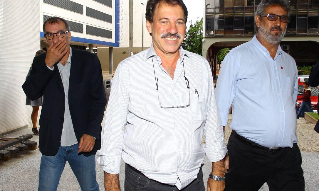 O ex-tesoureiro do PT Delúbio Soares 20/01/2013 Foto: André Coelho / O Globo
