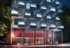 O Hotel Own Gran Palermo Soho, Buenos Aires, terá 63 quartos e terraço com área verde Foto: Divulgação
