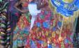Artistas do Escravos da Mauá já se preparam para o desfile de carnaval