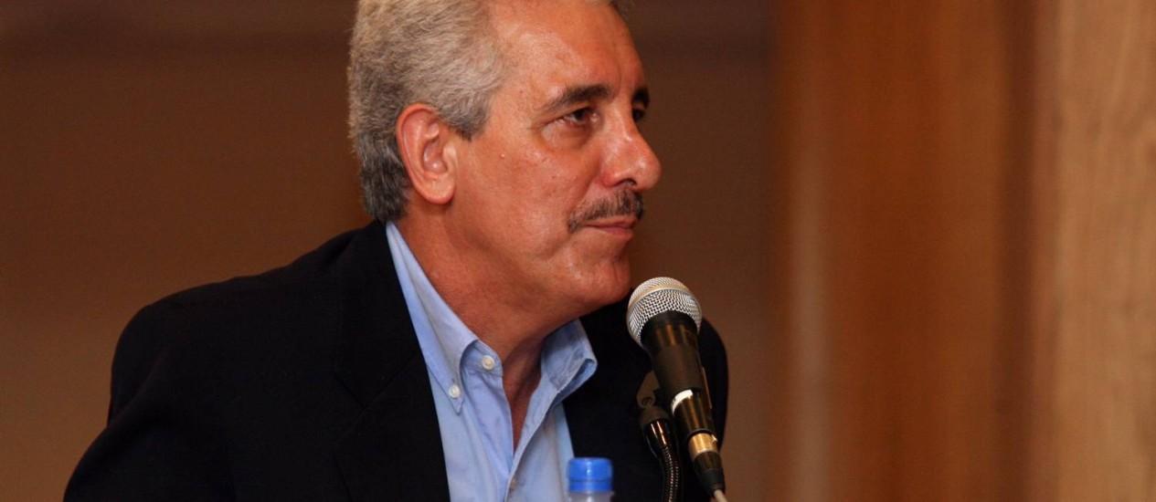 O ex-diretor de Marketing do Banco do Brasil Henrique Pizzolato Foto: Ana Branco / Agência O Globo