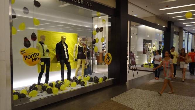 01d6cfcf4a4 Dez shoppings do Rio começam nesta quinta-feira liquidação Ponto Mix ...