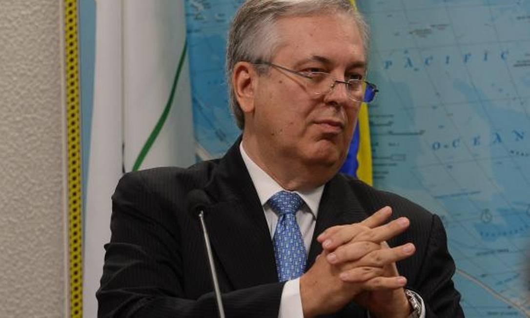 O ministro das Relações Exteriores, Luiz Alberto Figueiredo - Foto: Agência Brasil