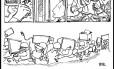Caricaturas de Xavier Bonilla