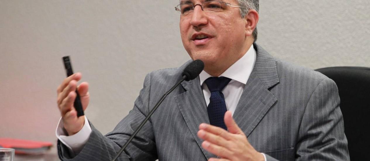 O ex-ministro da Saúde Alexandre Padilha Foto: Ailton de Freitas/24-4-2013 / Agência O Globo