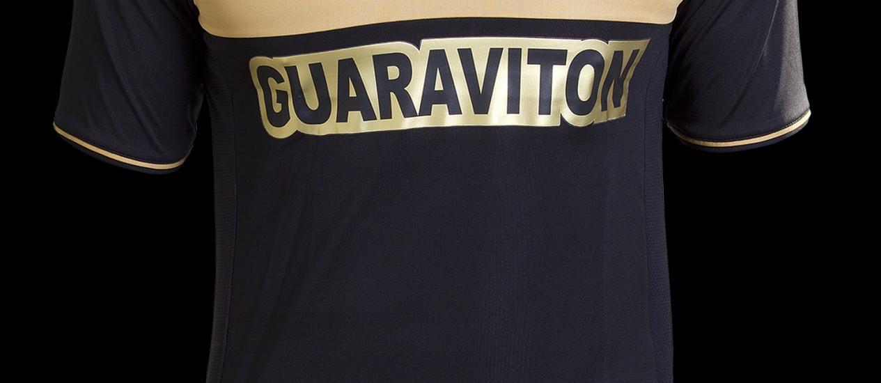 Nova camisa número 2 do Botafogo para 2014 Foto: Divulgação