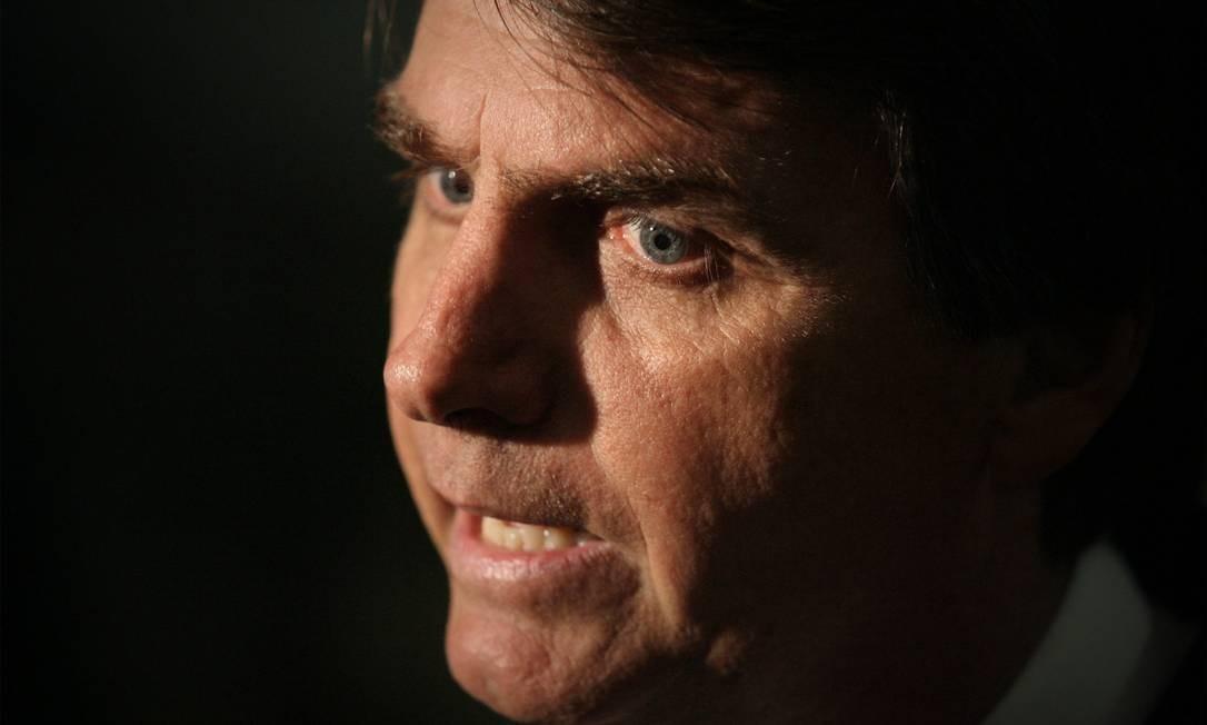 Bolsonaro tem a intenção de presidir a Comissão de Direitos Humanos - Foto: ANDRÉ COELHO / Agência O Globo