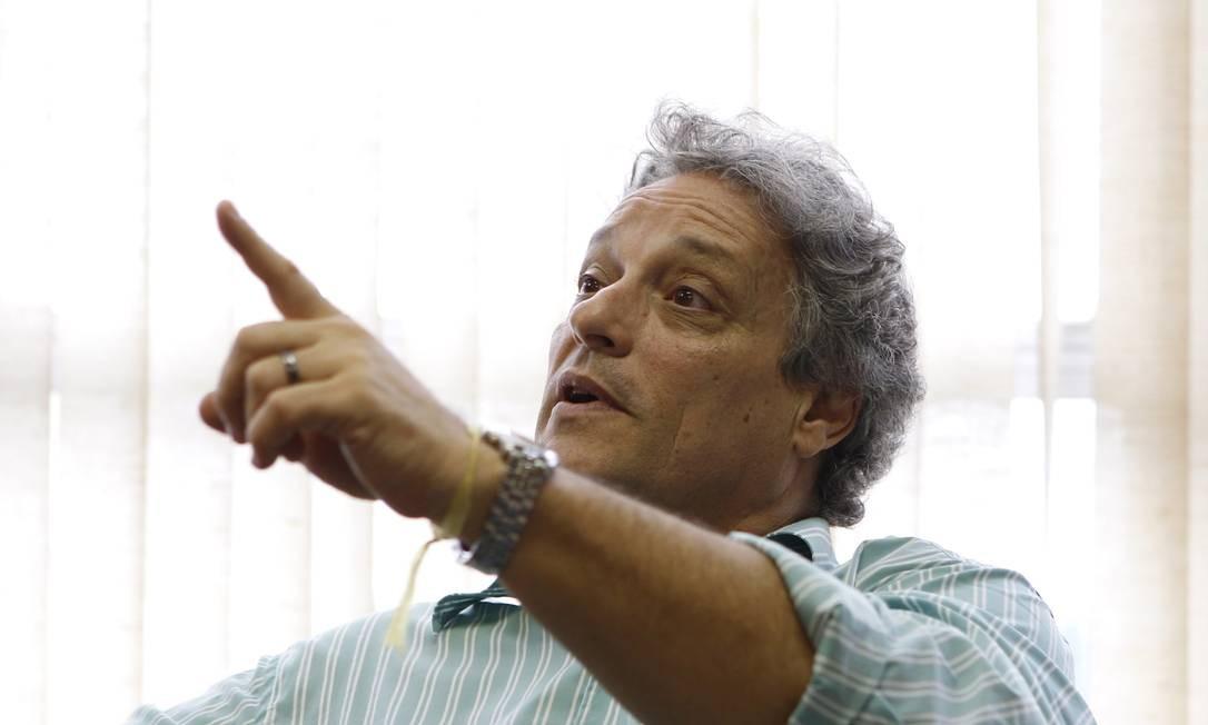 João Vicente Goulart prestou depoimento na Comissão da Verdade na Câmara dos Vereadores de São Paulo - Foto: Michel Filho / Agência O Globo