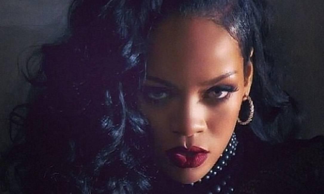"""Rihanna em cena do clipe """"Can't remember to forget you"""" Foto: Reprodução / Instagram.com/badgalriri"""