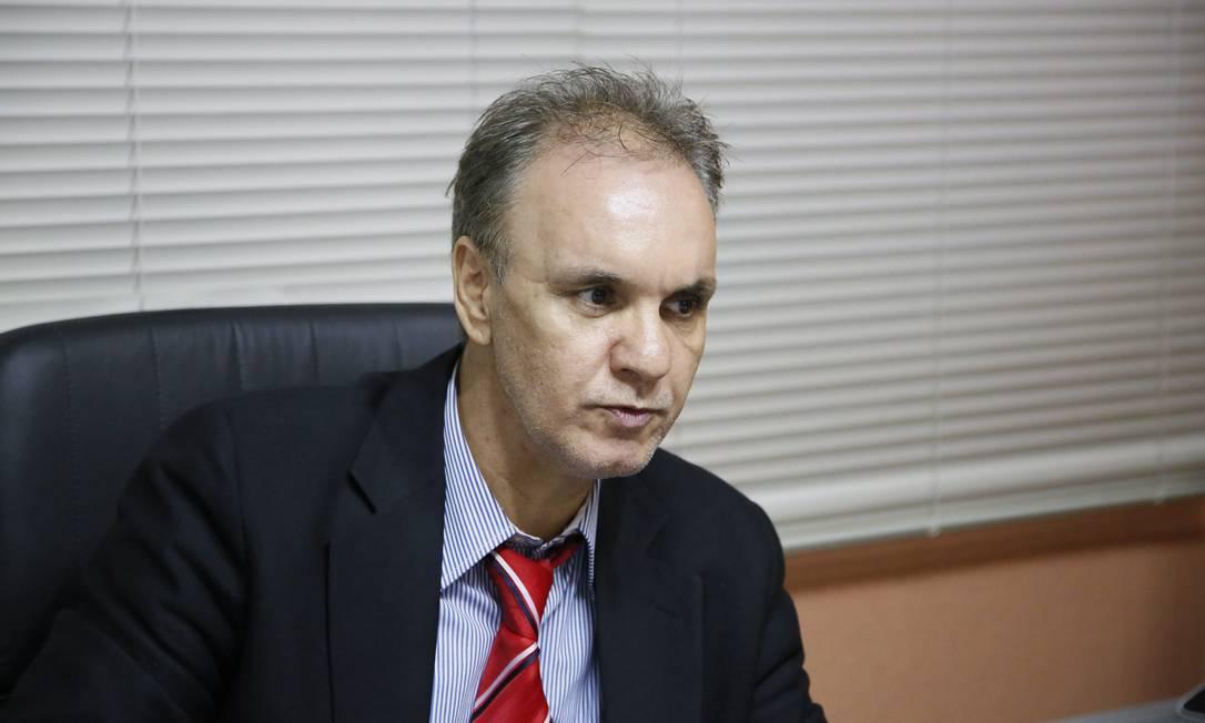 O advogado Jonas Tadeu Nunes Foto: Marcos Tristão em 12/02/2014 / O Globo