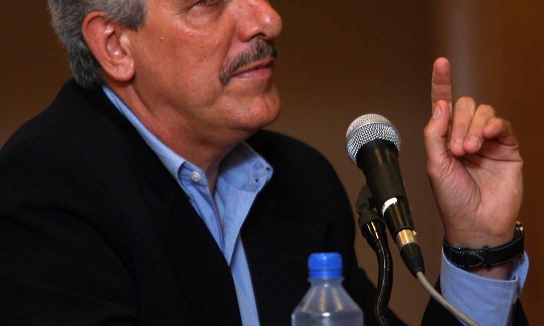 O ex-diretor de Marketing do Banco do Brasil Henrique Pizzolato Foto: Ana Branco/14-02-2008 / Agência O Globo