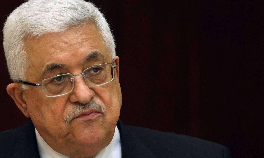 Mahmud Abbas, cujos críticos sofrem represálias por demonstrarem alguma oposição a seu governo Foto: ABBAS MOMANI / AFP/19-5-2011