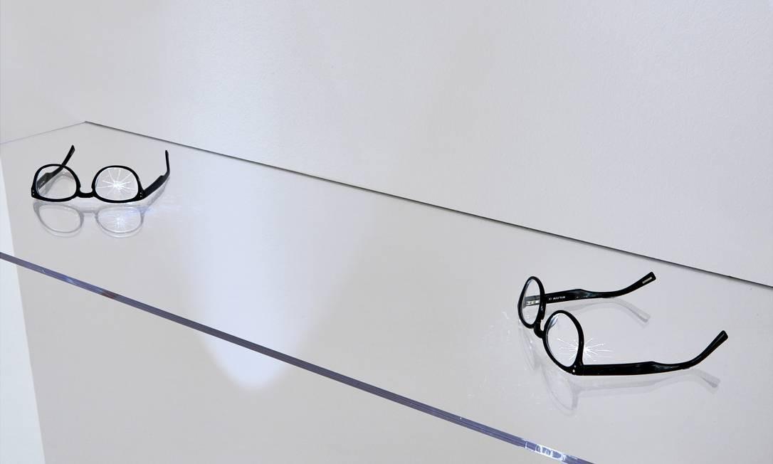 """""""Pares ímpares"""" (2011/2013), de Cildo Meireles, exposta no Palácio de Velázquez, em Madri, e no Museu Serralvez, em Portugal Foto: Divulgação"""