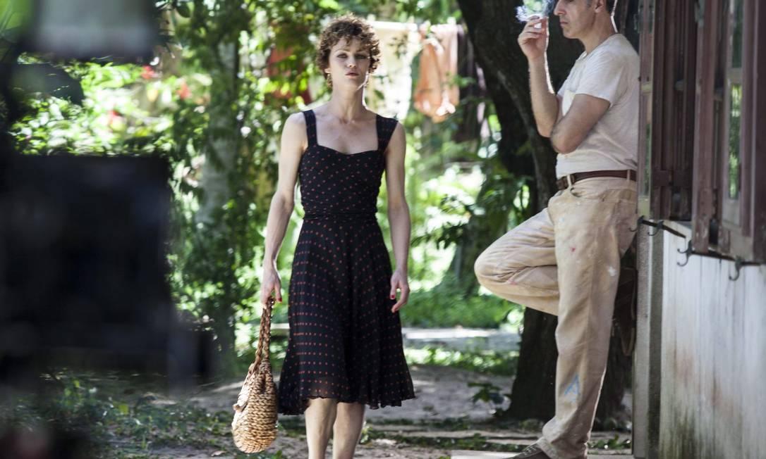 Still do episodio 'Rio, eu te amo', com John Turturro e Vanessa Paradis. Foto: Divulgação