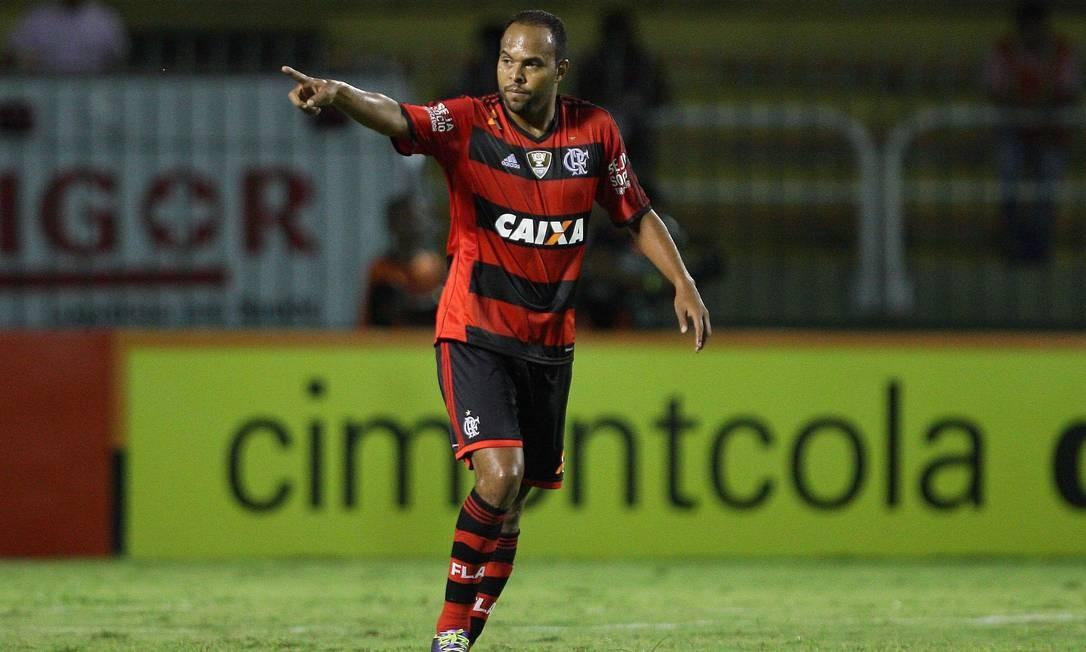 Alecsandro marca dois gols contra o Resende e é artilheiro do campeonato Foto: Cleber Mendes/Lancepress