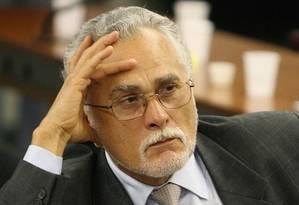 Genoino está em prisão domiciliar Foto: Divulgação