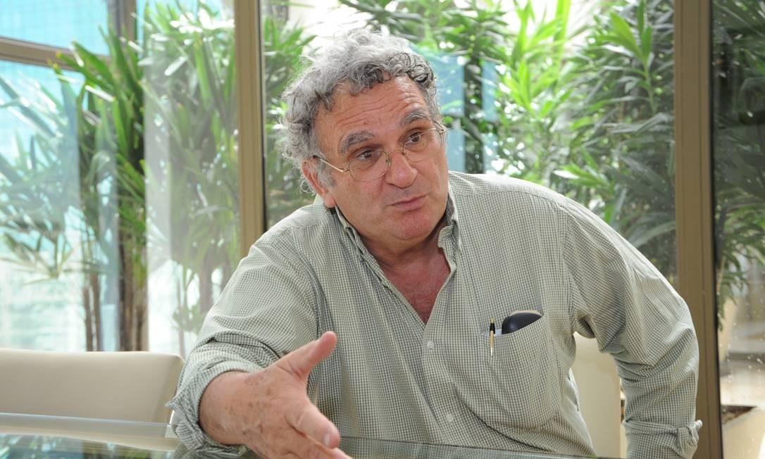 O historiador isralense Benny Morris. Divulgação Foto: Terceiro / Agência O Globo