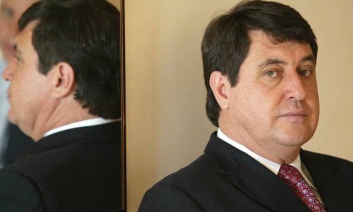 O ex-deputado José Borba Foto: Gustavo Miranda/7-7-2005