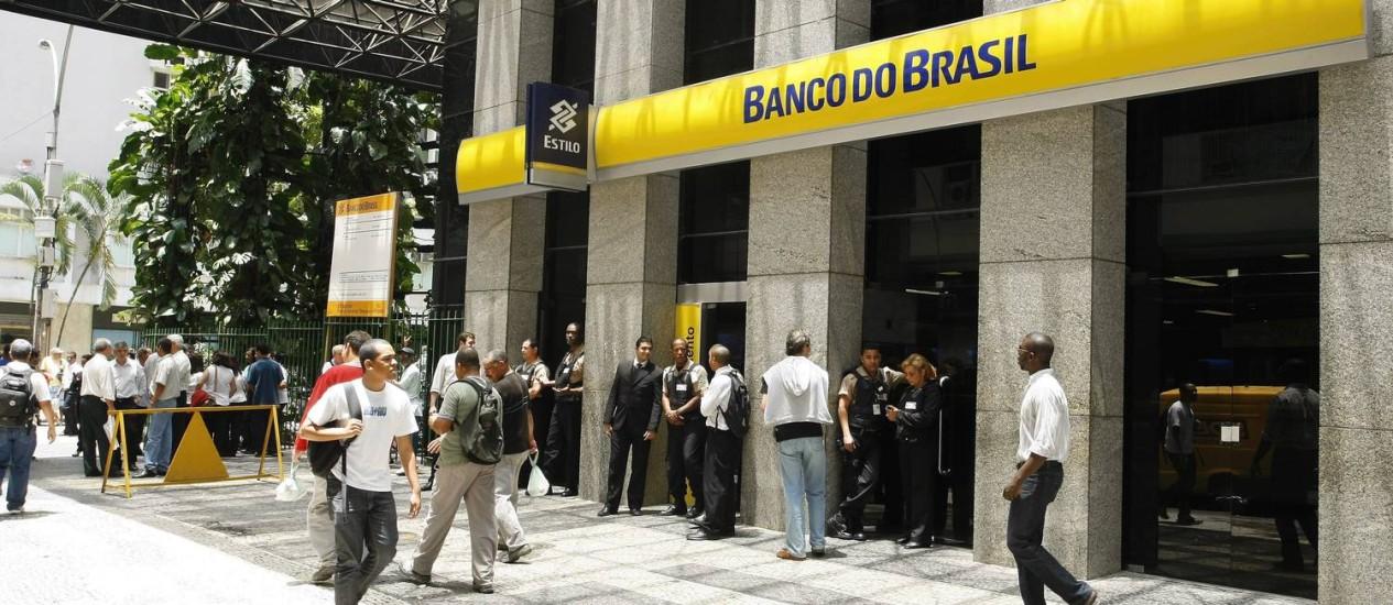 Banco do Brasil abre novo concurso para cadastro de reserva em todo o país Foto: Fabiano Rocha / Agência O Globo