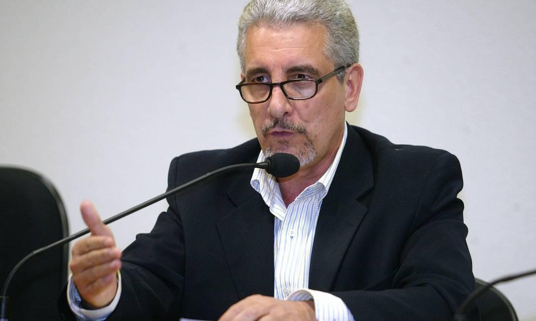 O ex-diretor de Marketing do Banco do Brasil, Henrique Pizzolato Foto: Ailton de Freitas/7-12-2005