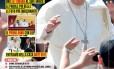 Capa da revista 'Il Mio Papa' traz o título 'Ter a coragem para ser feliz'