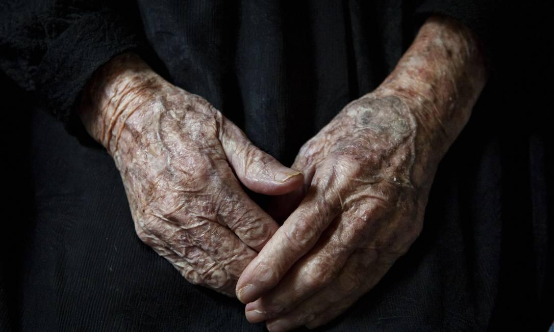 Estudo foi feito com 2.566 pessoas com 65 anos ou mais Foto: GIANNI CIPRIANO/NYT