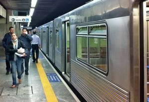 Metrô de SP: cartel teria usado empresas no Uruguai Foto: Divulgação