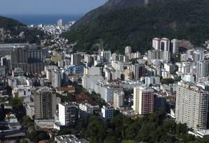 Índice FipeZap: No Rio, preços dos imóveis subiram 1,08% Foto: Arquivo/O Globo