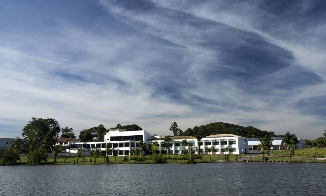 O JN Resort, bastante procurado para sediar eventos em Sete Lagoas (MG), será o endereço da seleção do Uruguai durante a Copa do Mundo Foto: Bruno Magalhaes / AP