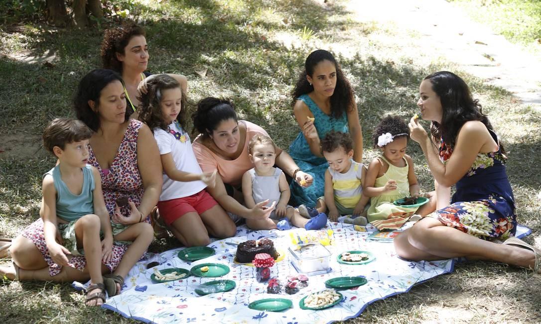 Piquenique sem alérgenos no Rio: guloseimas sem glúten, ovo ou leite Foto: Camilla Maia