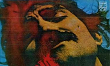 Capa do disco 'Alucinação', de Belchior Foto: Reprodução