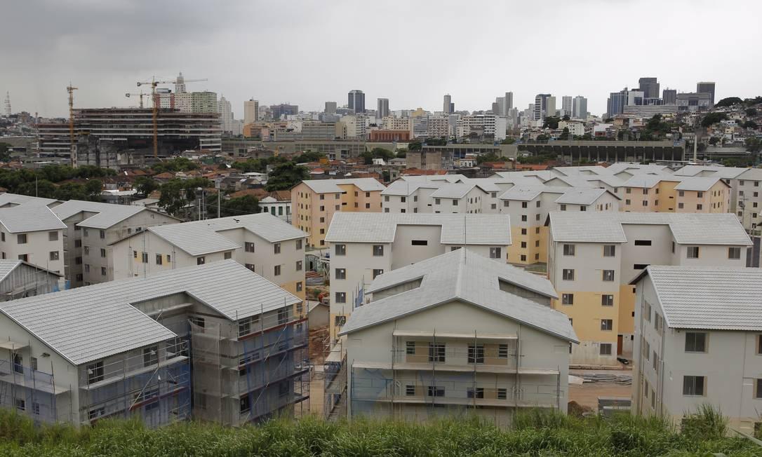 Com novo modelo, é possível iniciar a simulação de financiamento a partir de quanto se pode pagar Foto: Carlos Ivan / Agência O Globo