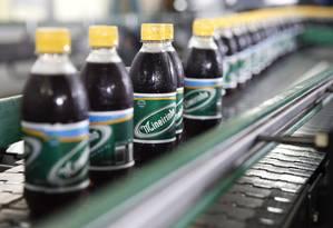 Mineirinho: o refrigerante que compete com os 'gigantes' Foto: Bárbara Lopes / Agência O Globo