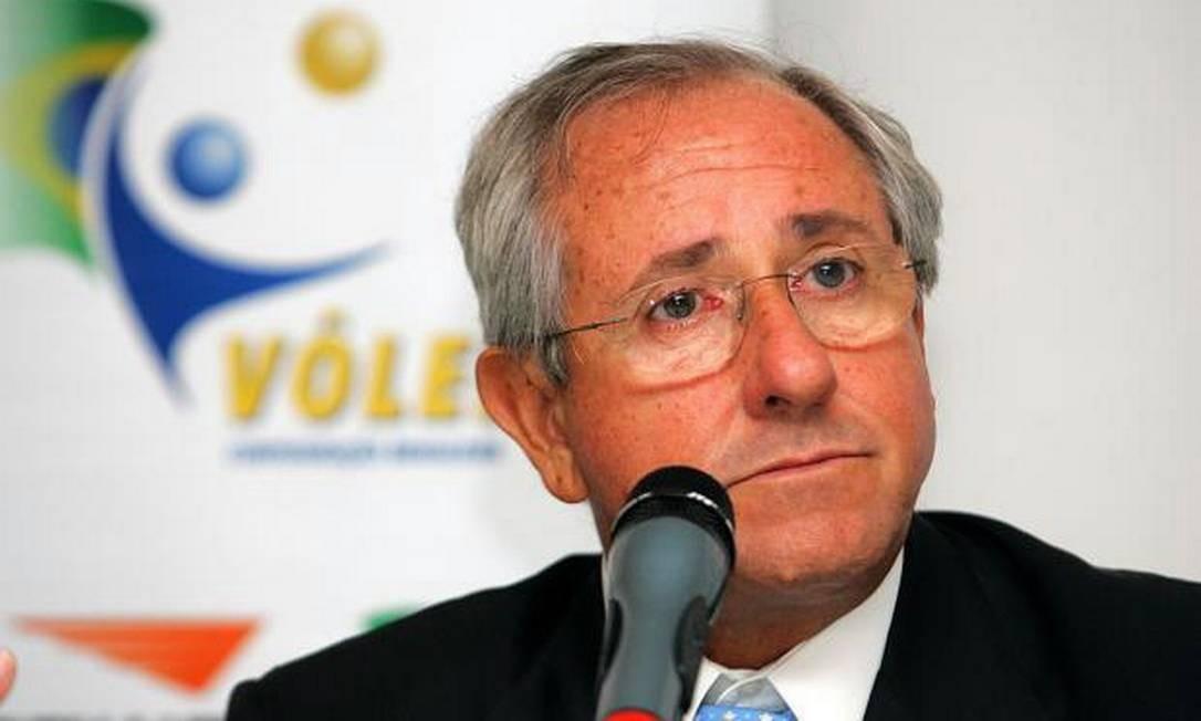 Ary Graça, presidente da Federação Internacional de Vôlei e ex-presidente da CBV Foto: Divulgação
