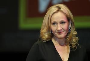 A autora britânica J.K. Rowling Foto: Lefteris Pitarakis / AP