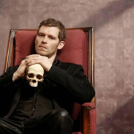"""Joseph Morgan é o protagonista da série """"The Originals"""" Foto: Divulgação"""