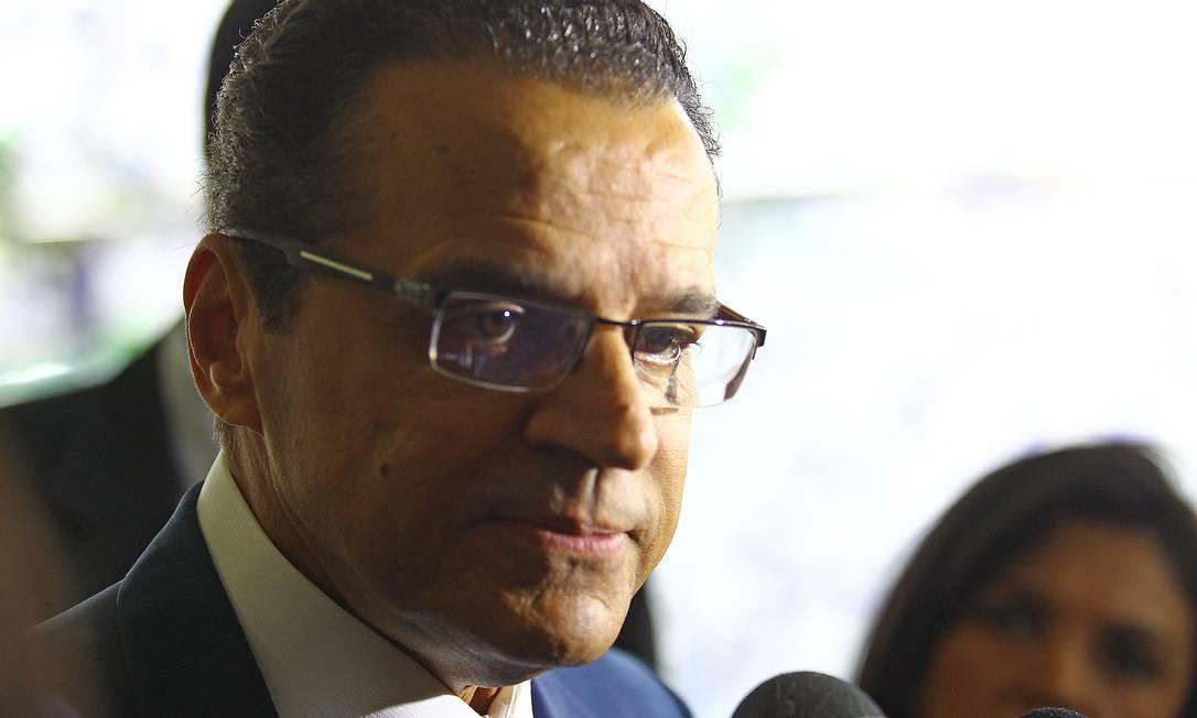 Presidente da Câmara, Henrique Eduardo Alves Foto: Givaldo Barbosa / André Coelho