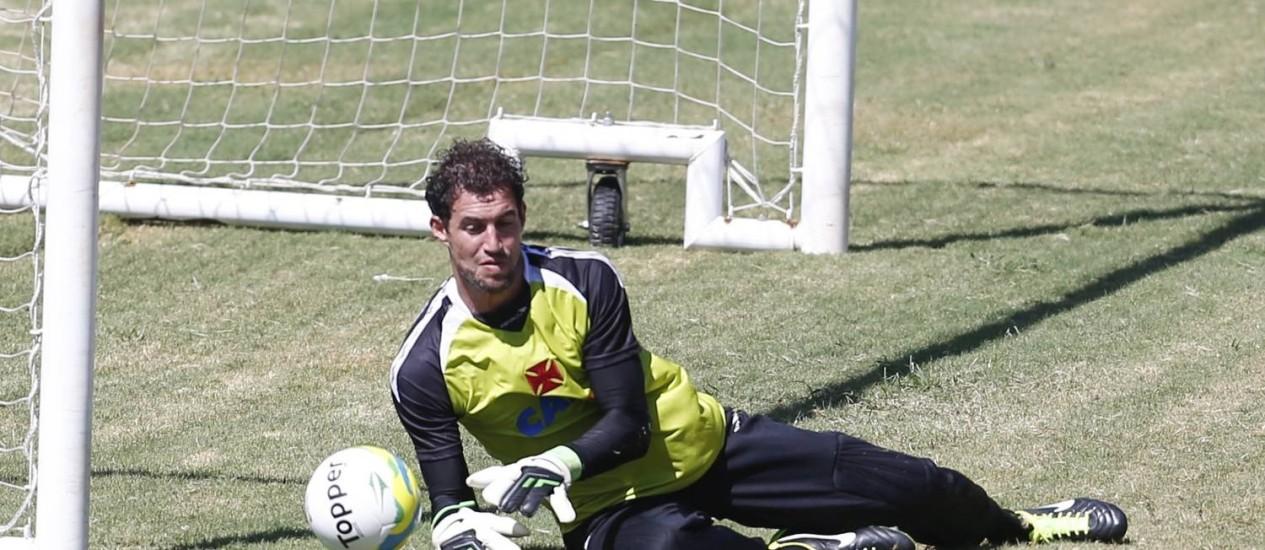 Martín Silva em foto de arquivo Foto: Alexandre Cassiano / Agência O Globo