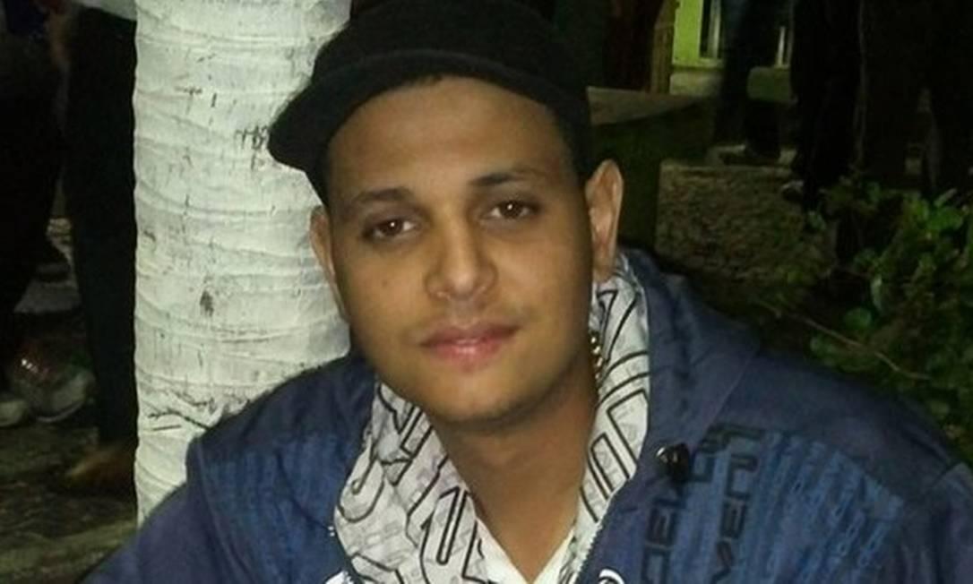 Leonardo Mendes, morto em Cordovil, era soldado da UPP da Rocinha - Foto: Reprodução da internet